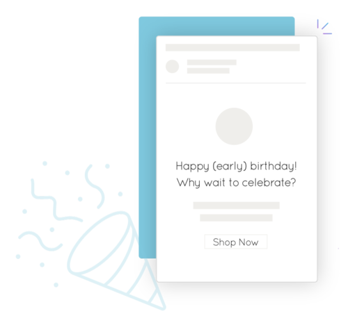 Shopify MailChimp Marsello Birthday email