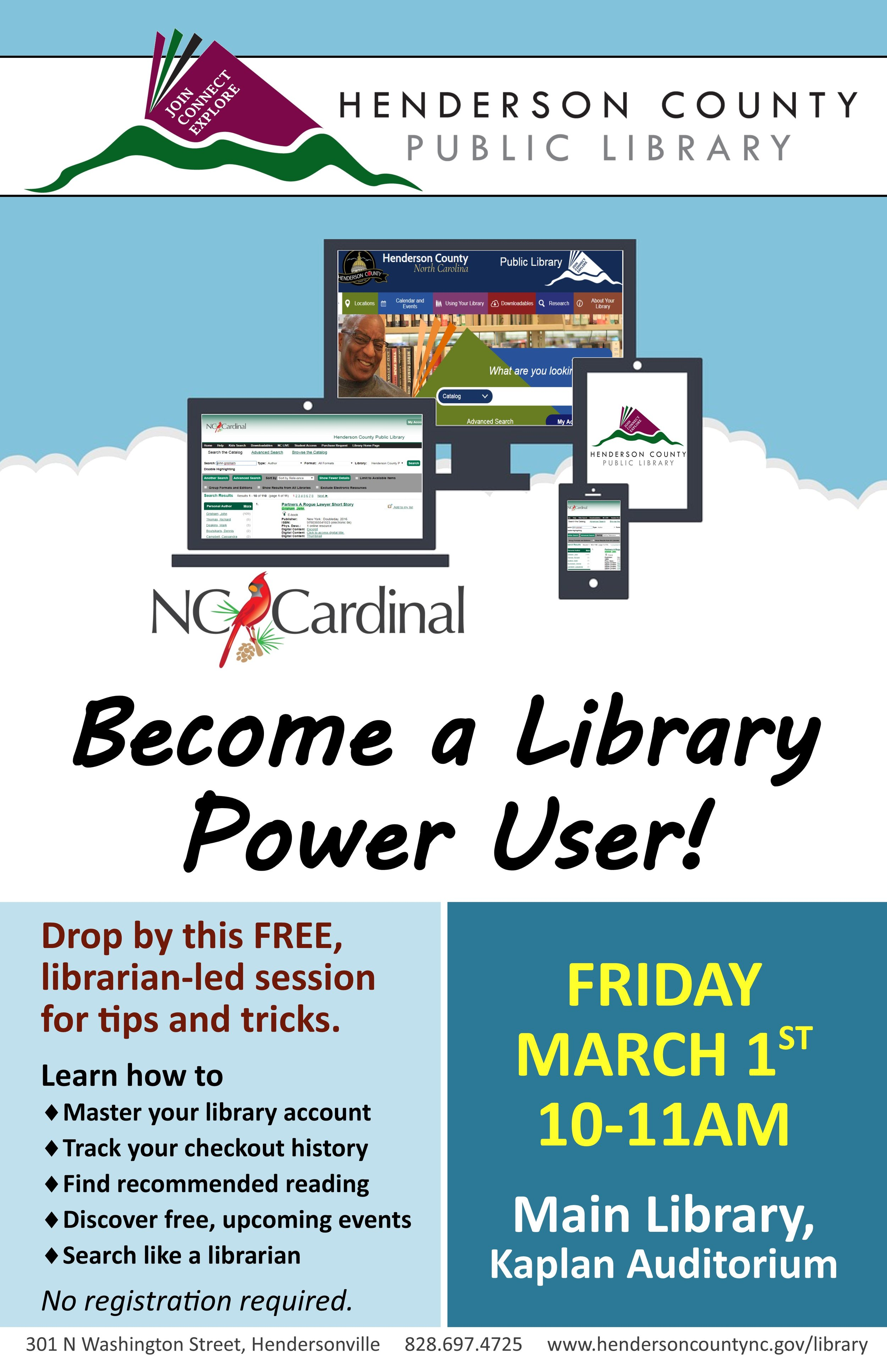 Cardinal Training Session Become a Library Power User.jpg