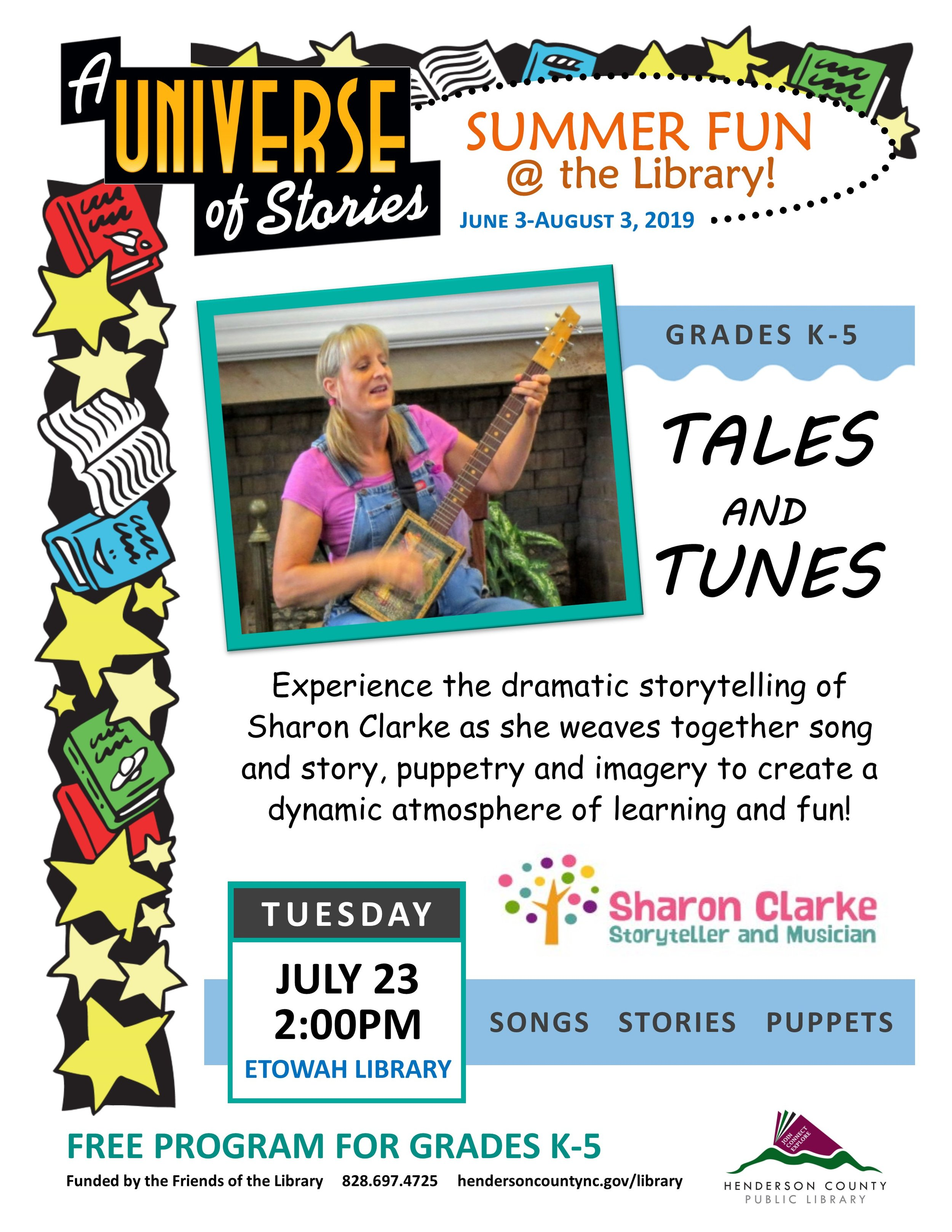 Tales and Tunes at Etowah Sharon Clarke.jpg