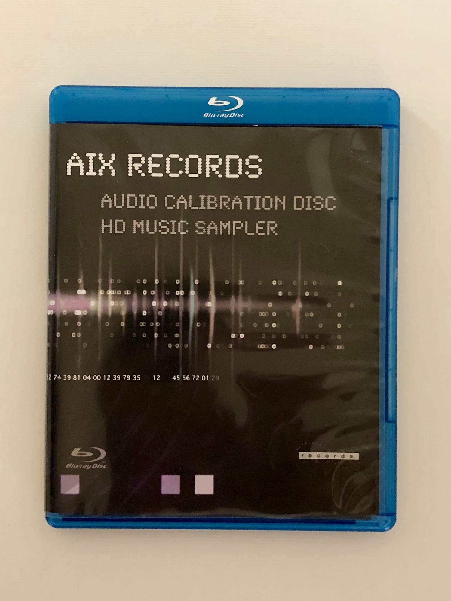 Available Direct from AIX Records HERE