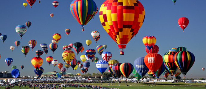 Great Ballon Race