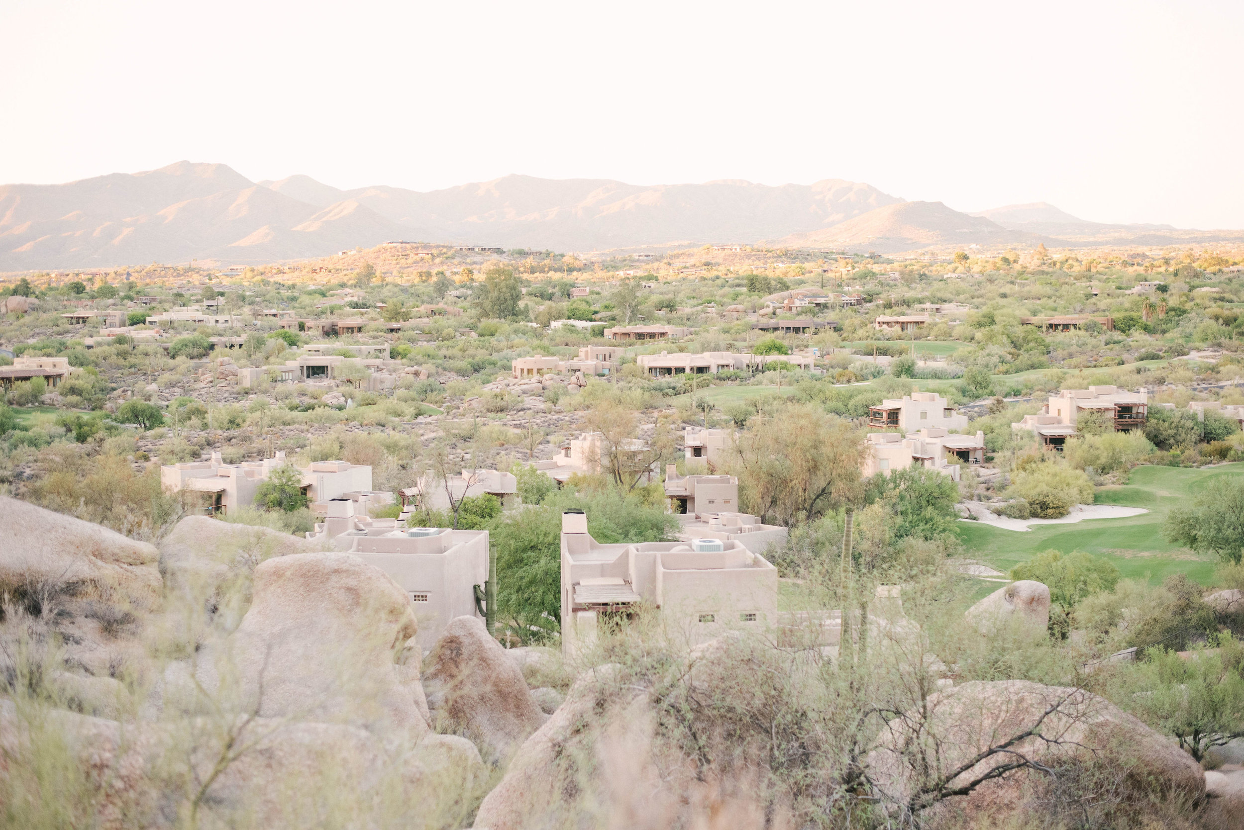 Where to Stay in Carefree, Arizona | The Boulders Resort and Spa