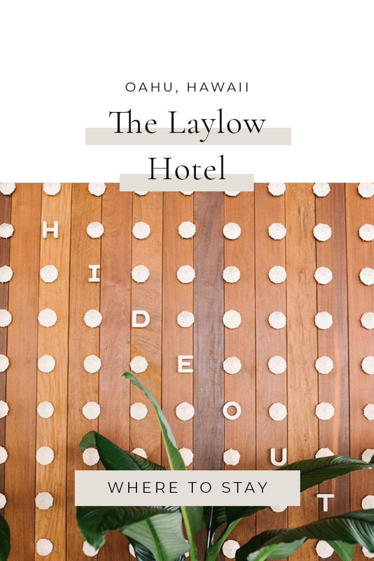 Where to stay in Waikiki, Oahu, Hawaii | The Laylow