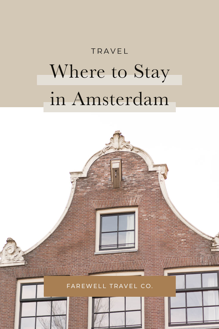 Where to Stay in Amsterdam | Modern Houseboat