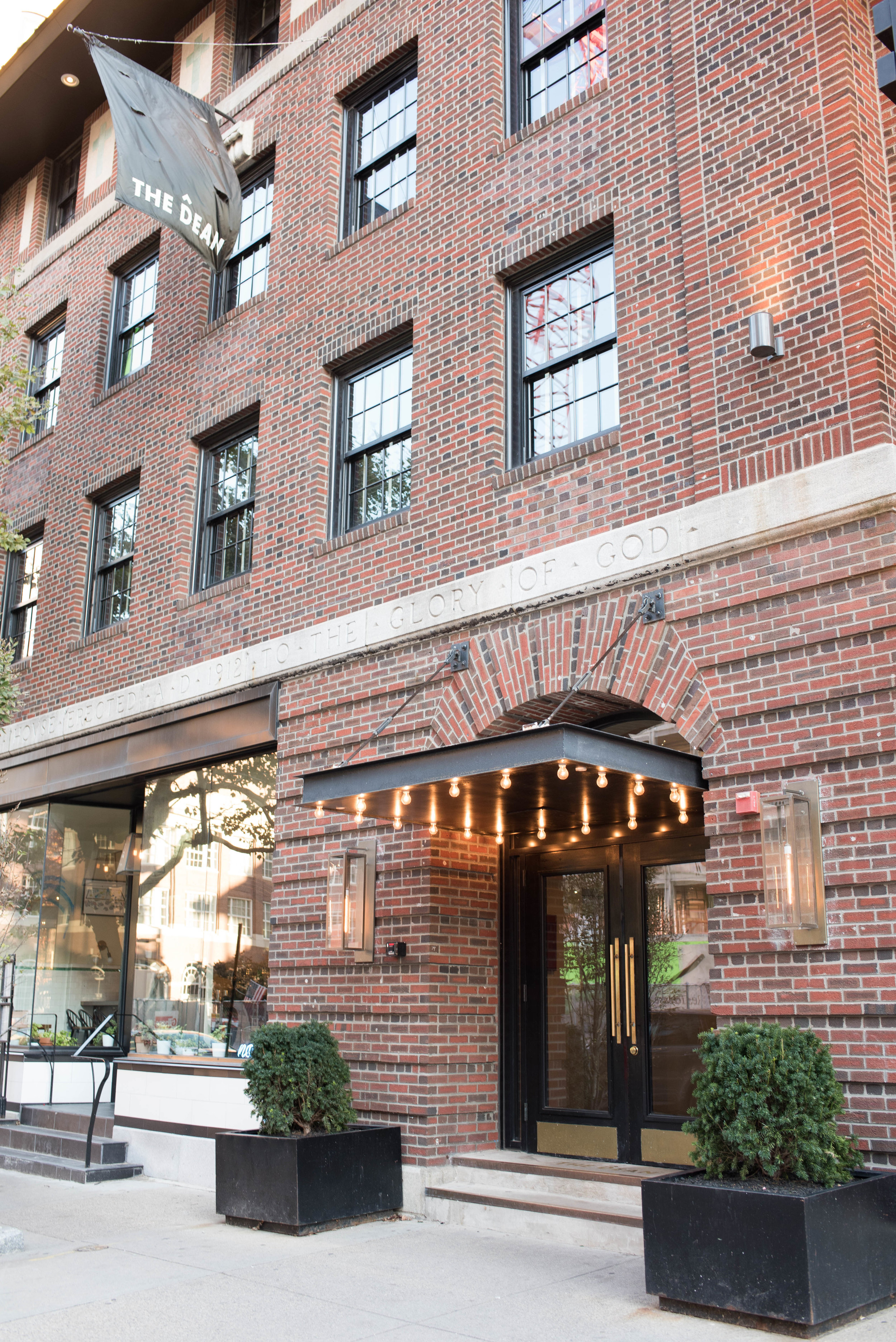 Where to Stay in Providence, Rhode Island | The Dean Hotel