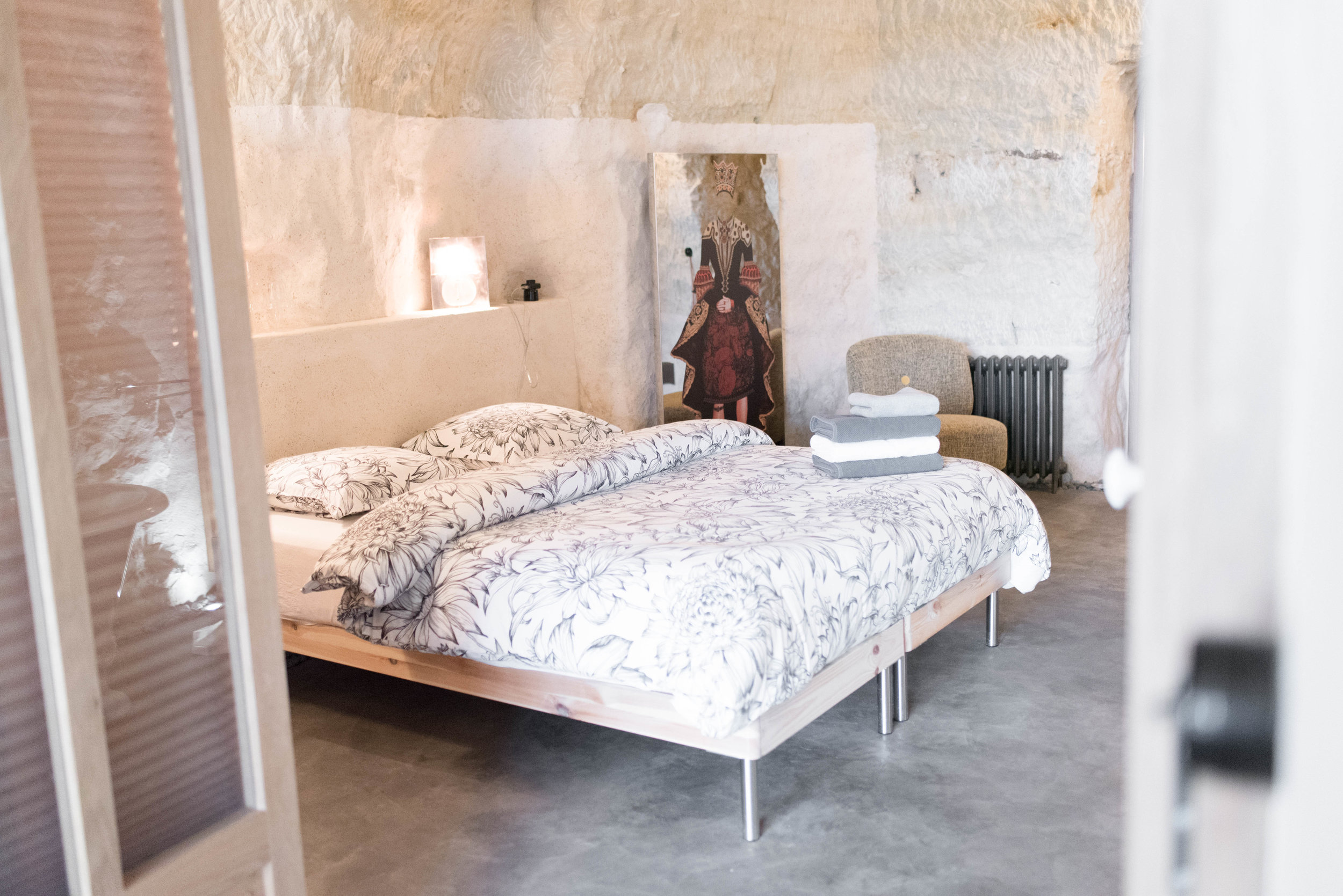 Where to Stay in Loire Valley, France | The Amboise Troglodyte