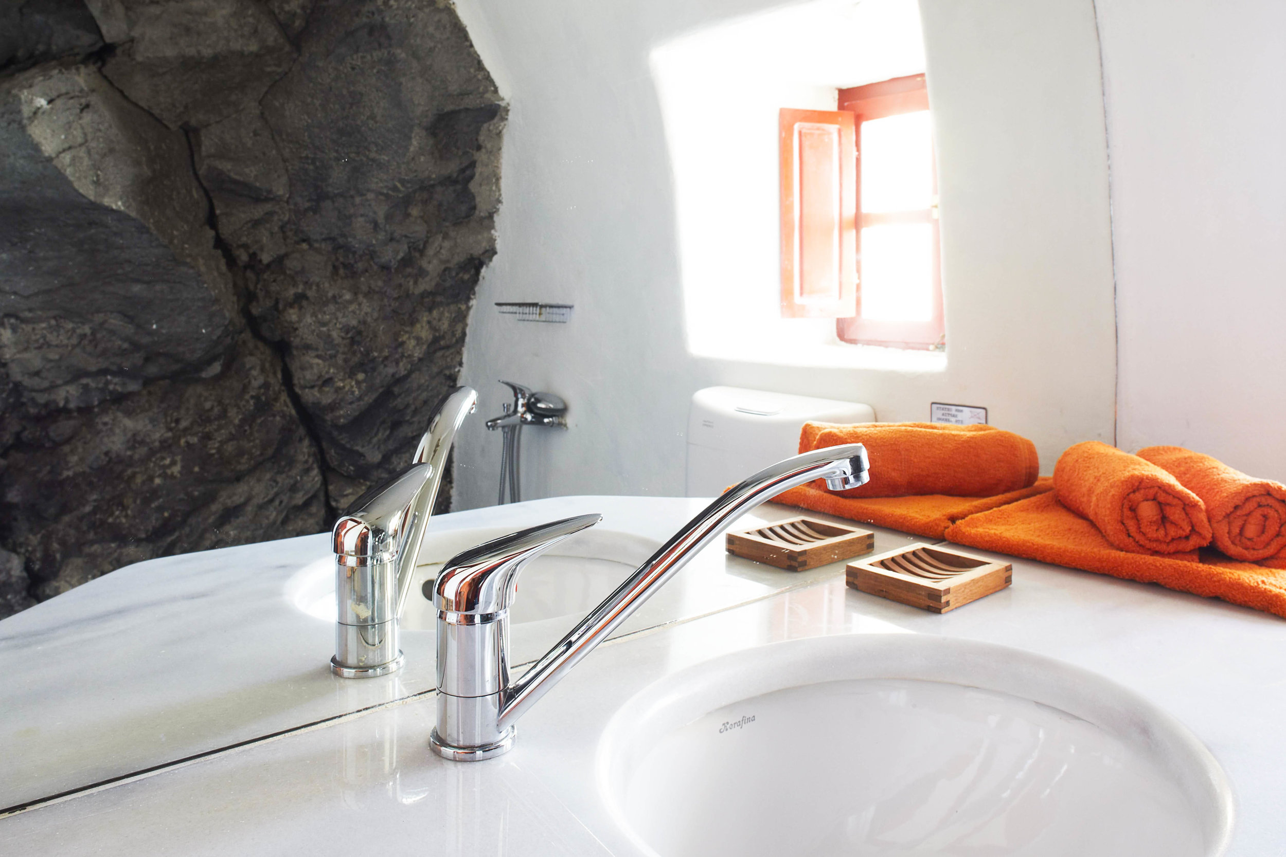 Where to Stay in Santorini, Greece | Nicoletta's Ammoudi Studio B