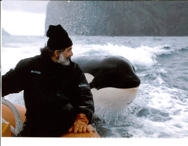 Charles Vinick With Keiko