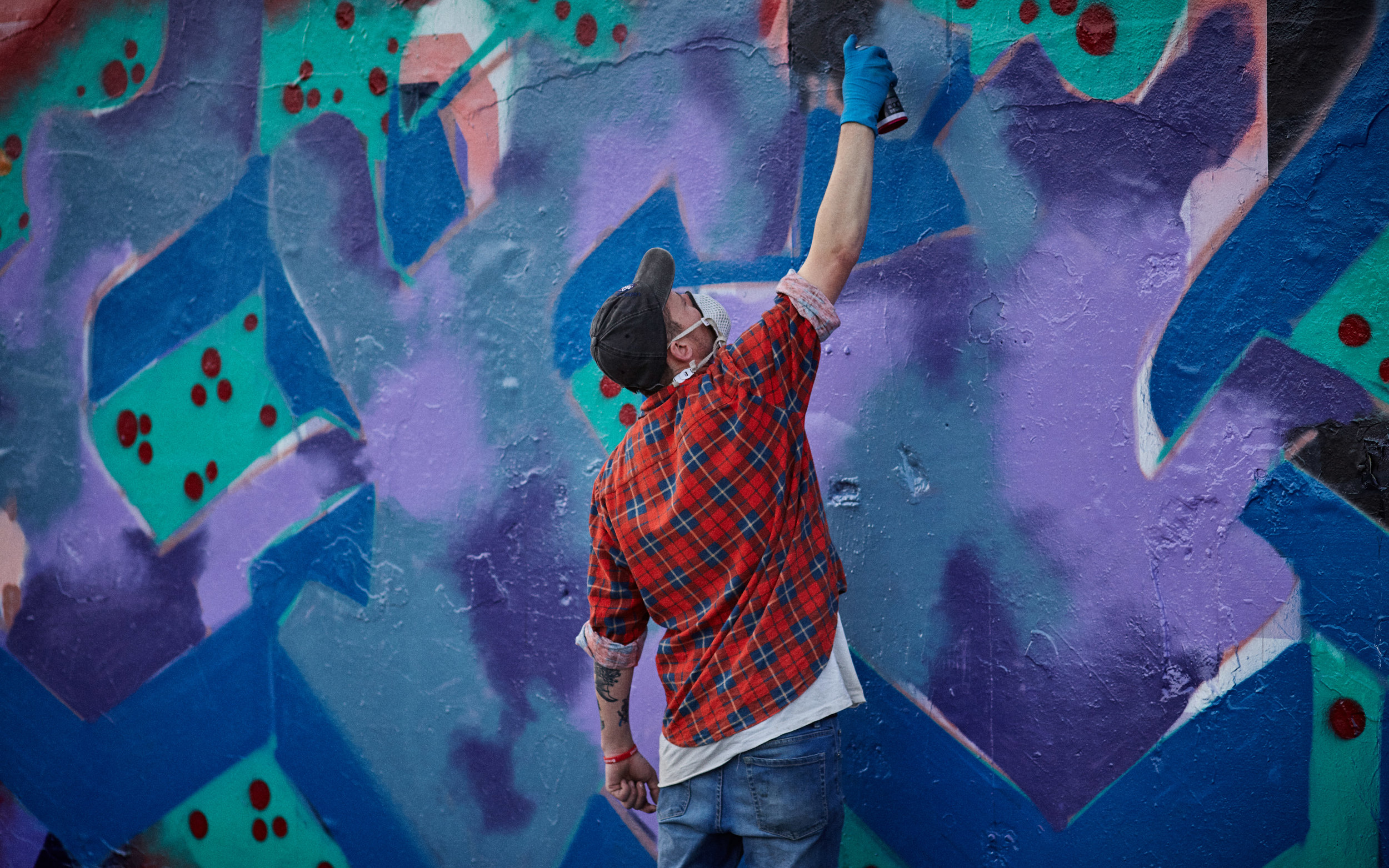 GRAFFITI BATTLES -