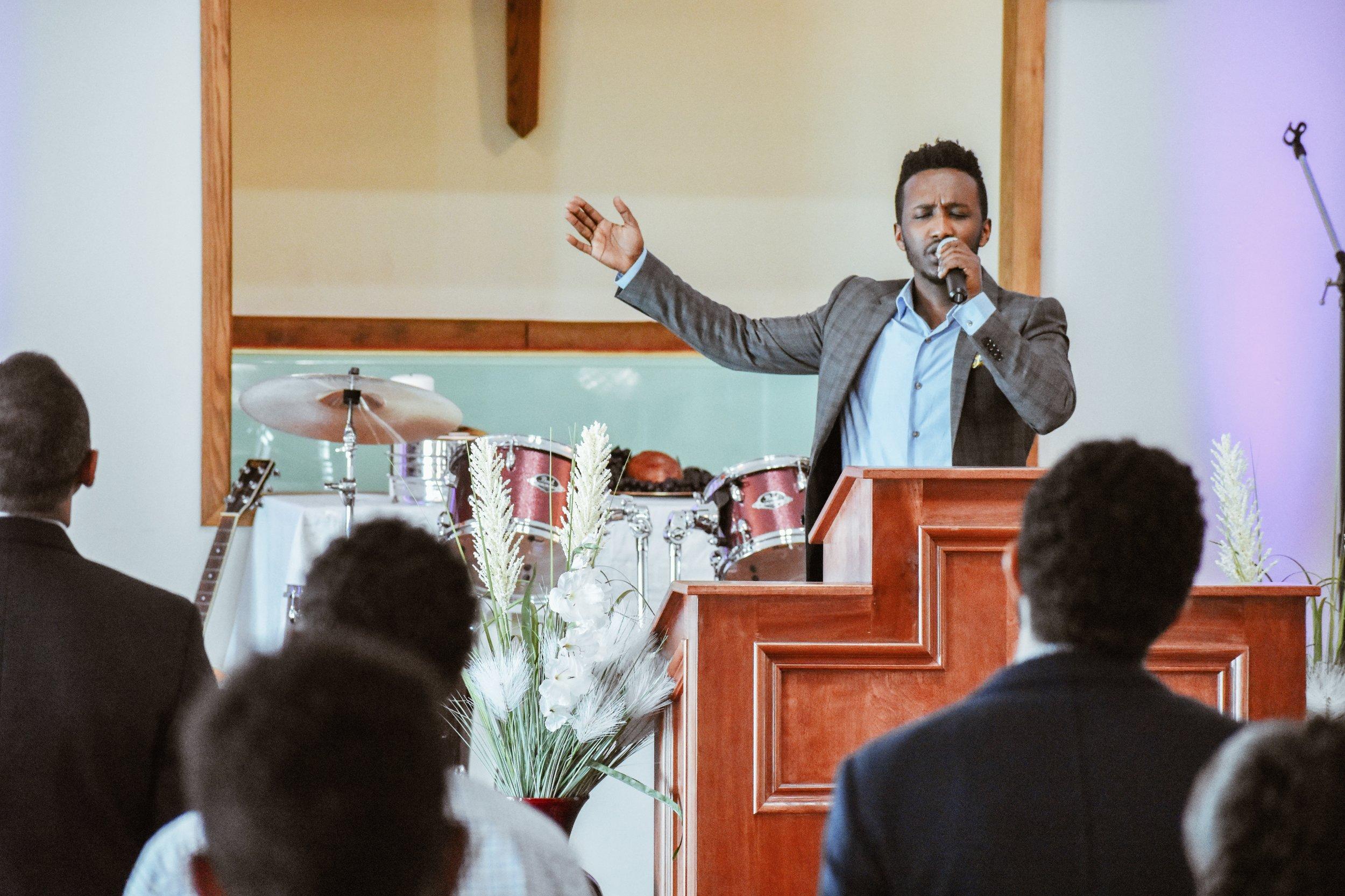 Burka   Oromo Evangelical Church In Columbus Ohio