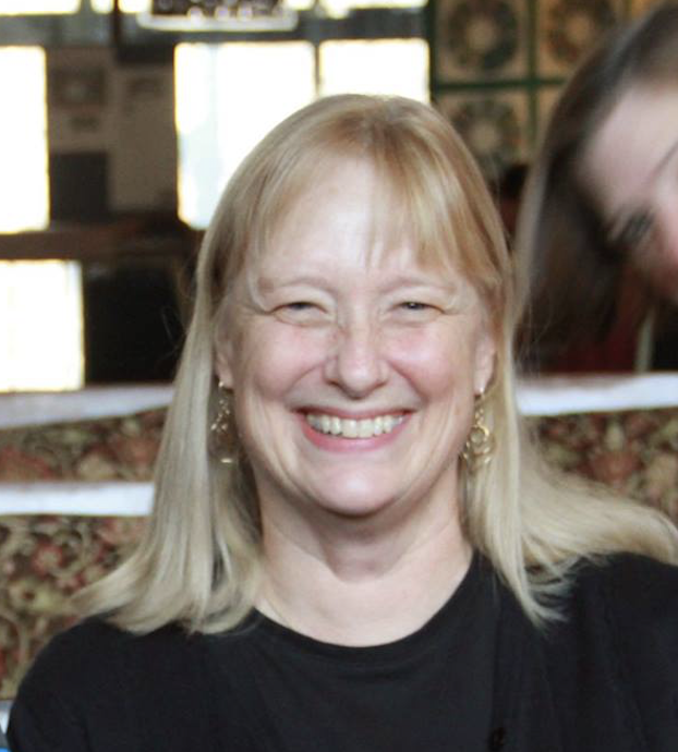 Marcie Van Cleave  Dance Instructor  Marcie brings a wealth of experience in traditional music and dance to camp this year. Since the mid-80s, she has been teaching dancing with high energy, good spirits and humor. We are very pleased and excited to welcome Marcie as one of our dance leaders for 2019.