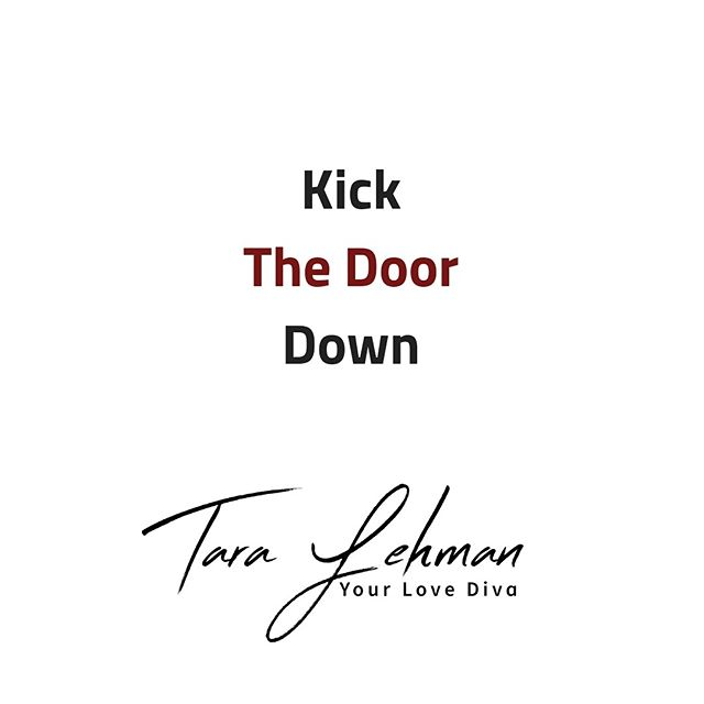 Are you willing to kick the door down so you can walk through and discover more things?  New experiences. More love. New people. You and what your capable of? :: I am passionate about helping people kick the door down so they can move into a place of pushing past fears & living their best love life! :: :; #lovelife #knockout #knockingondoors #walkthrough #kickingdowndoors #relationshiptip #relationshipcoach #relationshipcoaching #relationshipgoals #igcouples