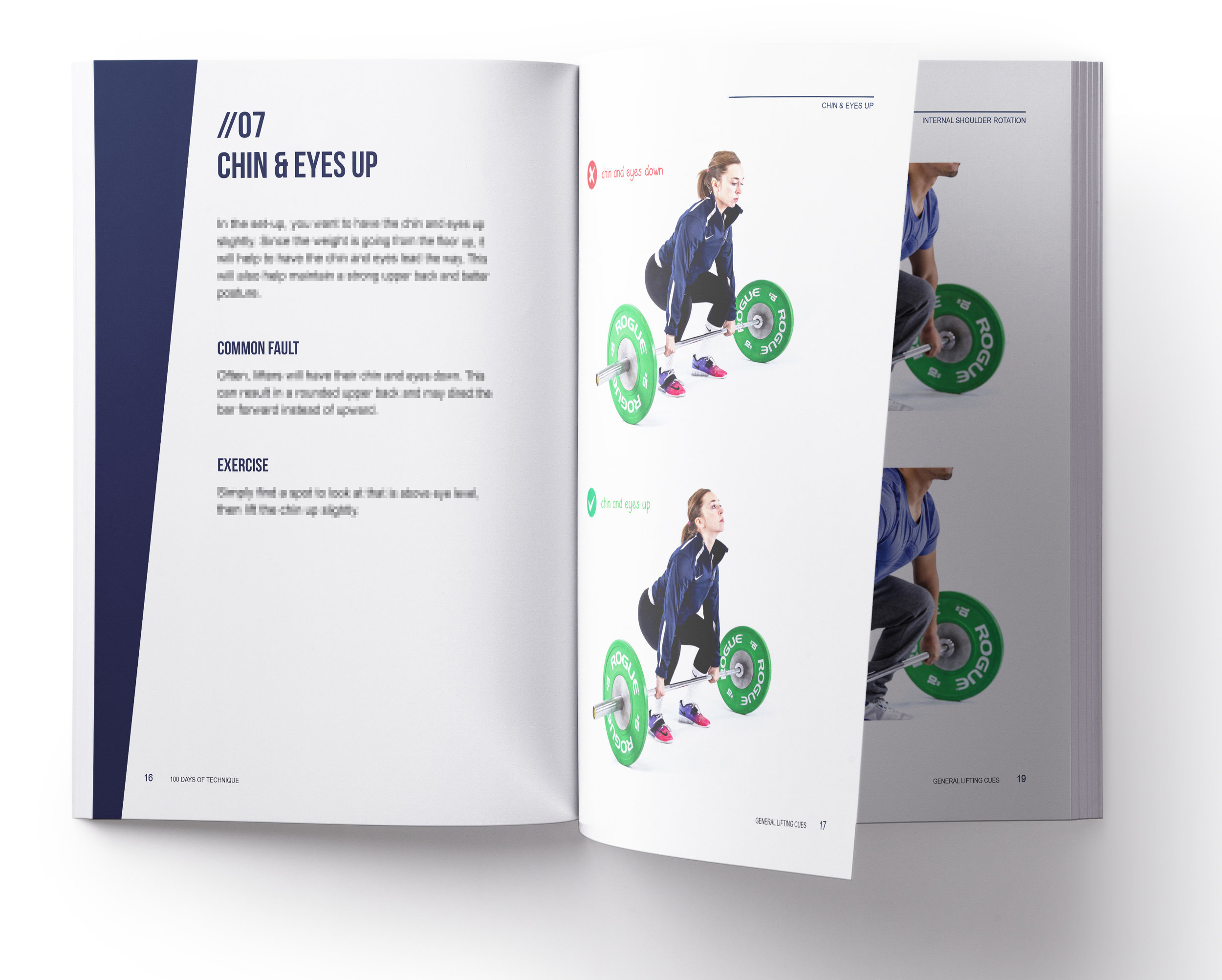 Through simple but critical steps, - this book provides lifters with cues, tips, and advice that has been used, tested, and proven to work.