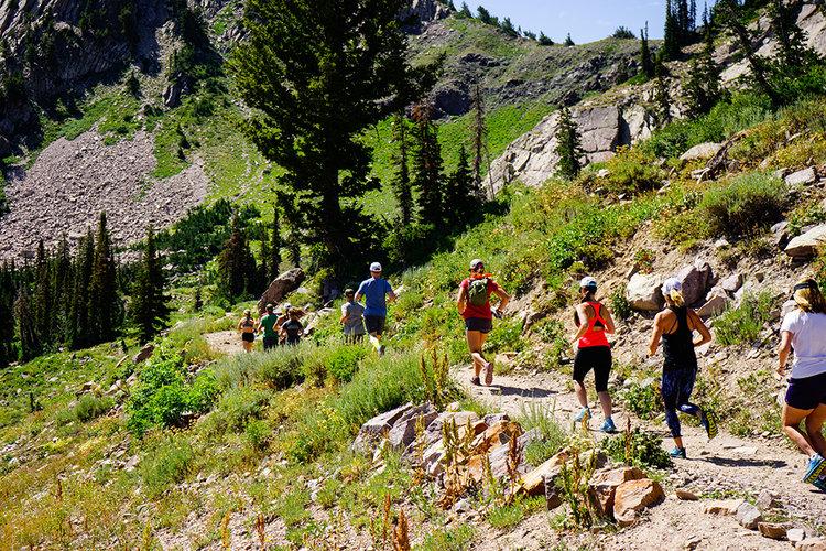 Trail Running -