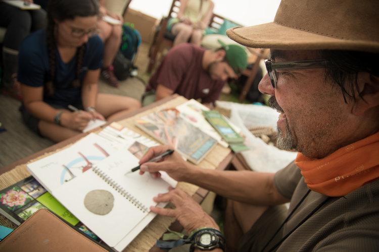 Field Journaling -