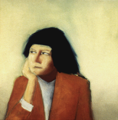 Portrait of the Artist's Mother by Barbara Bickle, 1985