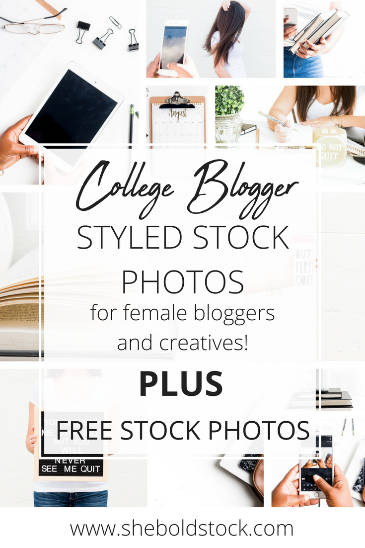 Stock photos for bloggers!