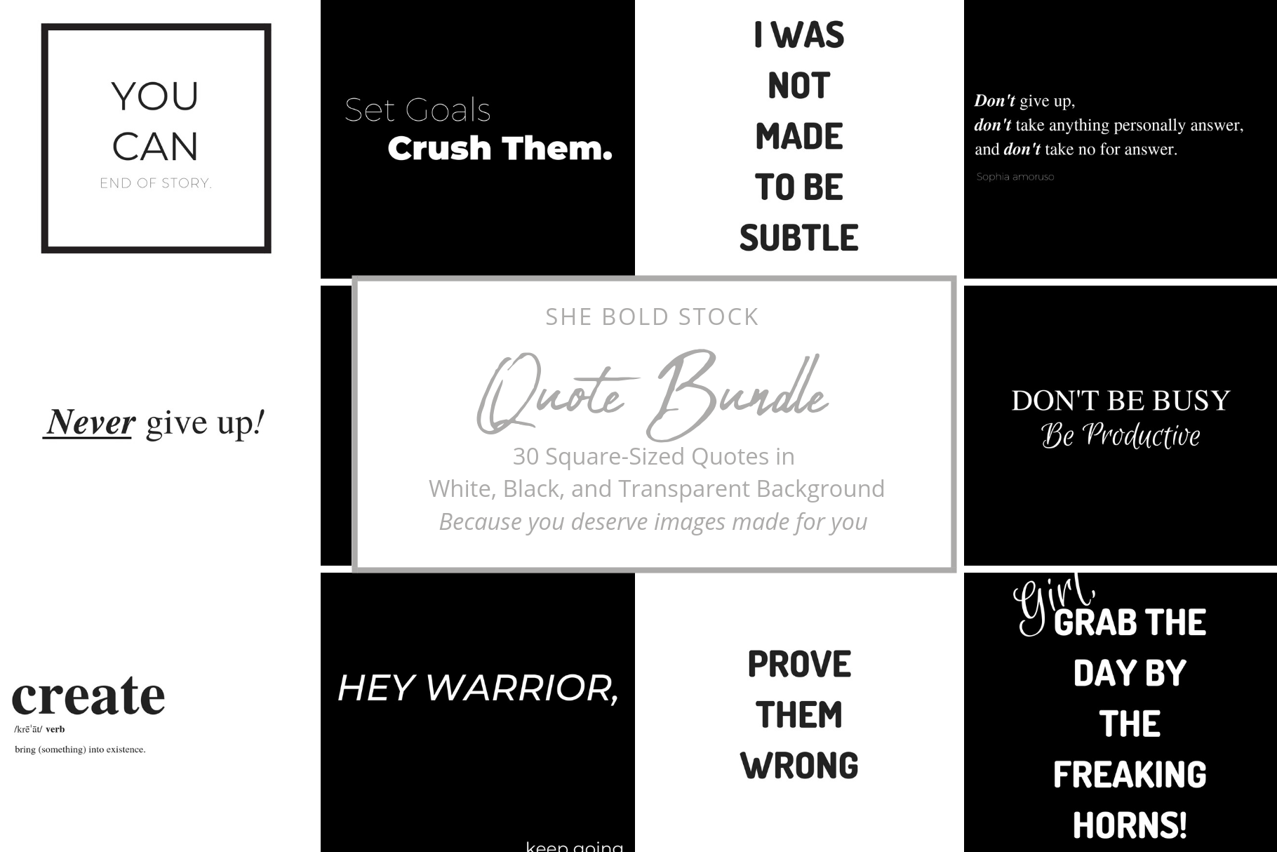 Edit Quotes in Canva