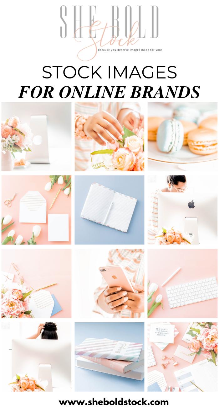 Stock Photos for Women Bloggers and female entrepreneurs!