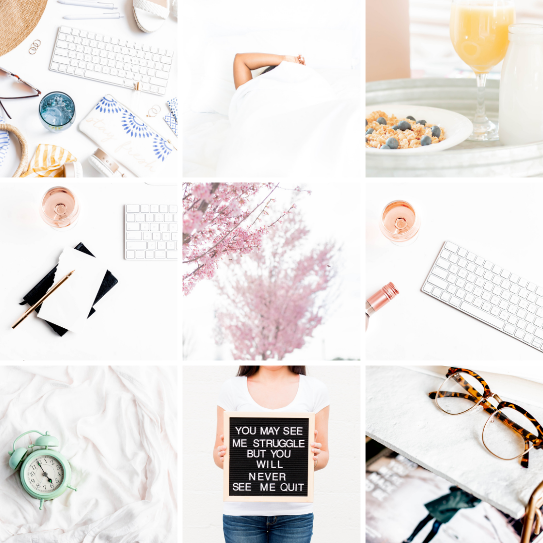 How about 30 Days Worth of Instagram Posts! - Don't know what to post on Instagram….Know worries I designed this bundle to work with you for every day of the month!With this bundle you'll get 30 Stock Images and 15 Quotes!When you post consistently and with intention you gain the right traffic, the right engagement, and the right customers!