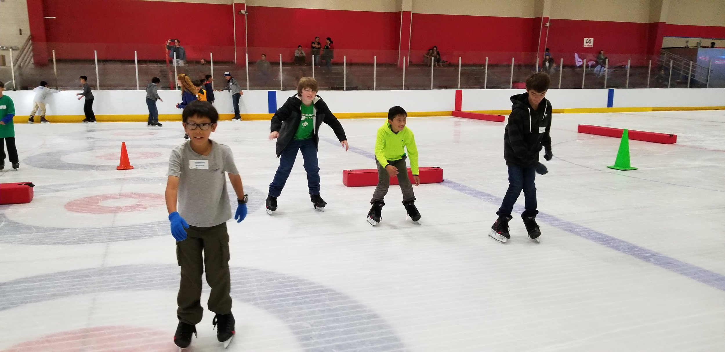 Hockey For Youth Adults Ice Palace Hawaii