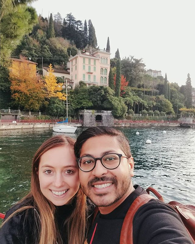 Scrolling through old pictures from our honeymoon in Italy and found this gem 😍 After our crazy three months of travel, we were so excited to just be home and relax! We were so excited to get back to normal things like work and exercise 😂 Now we are both feeling wanderlust and the urge to travel again, what are your summer travel plans?? 🛫 . . . #globalwanderer #travelscape #passportpassion #travelcouplelife #travelcoupleblogger #travelcouplegoals #creativetravelcouples #traveltheworldwithme #newbloggers #microblogger #bloggergram #photographylovers💕💕 #photographygoals #travelphotographyoftheday #aroundtheworldpics #beautifuldestinations #travellinglife #happytraveller #discovernewplaces #wanderaround #minnesotablogger #mplsblogger #italy #honeymoon #lakecomo #bellagio #ferry #italian_city #italy🇮🇹 #italytravel