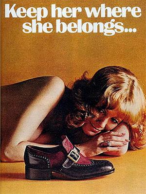 1970s Playboy magazine ad