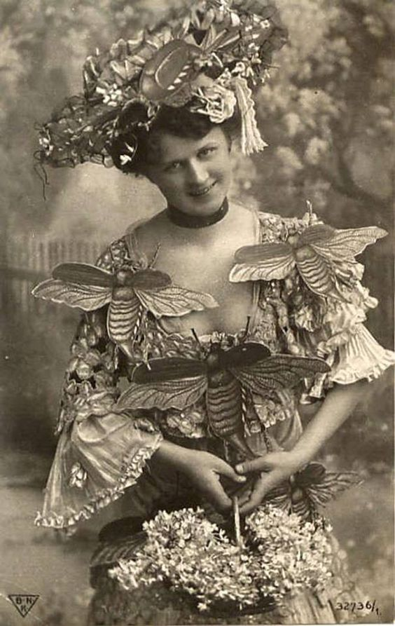 Bee costume, Unknown