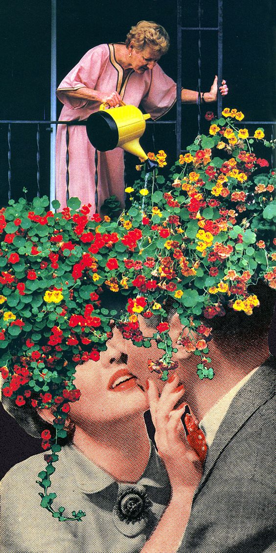 Growing Love - Eugenia Loli