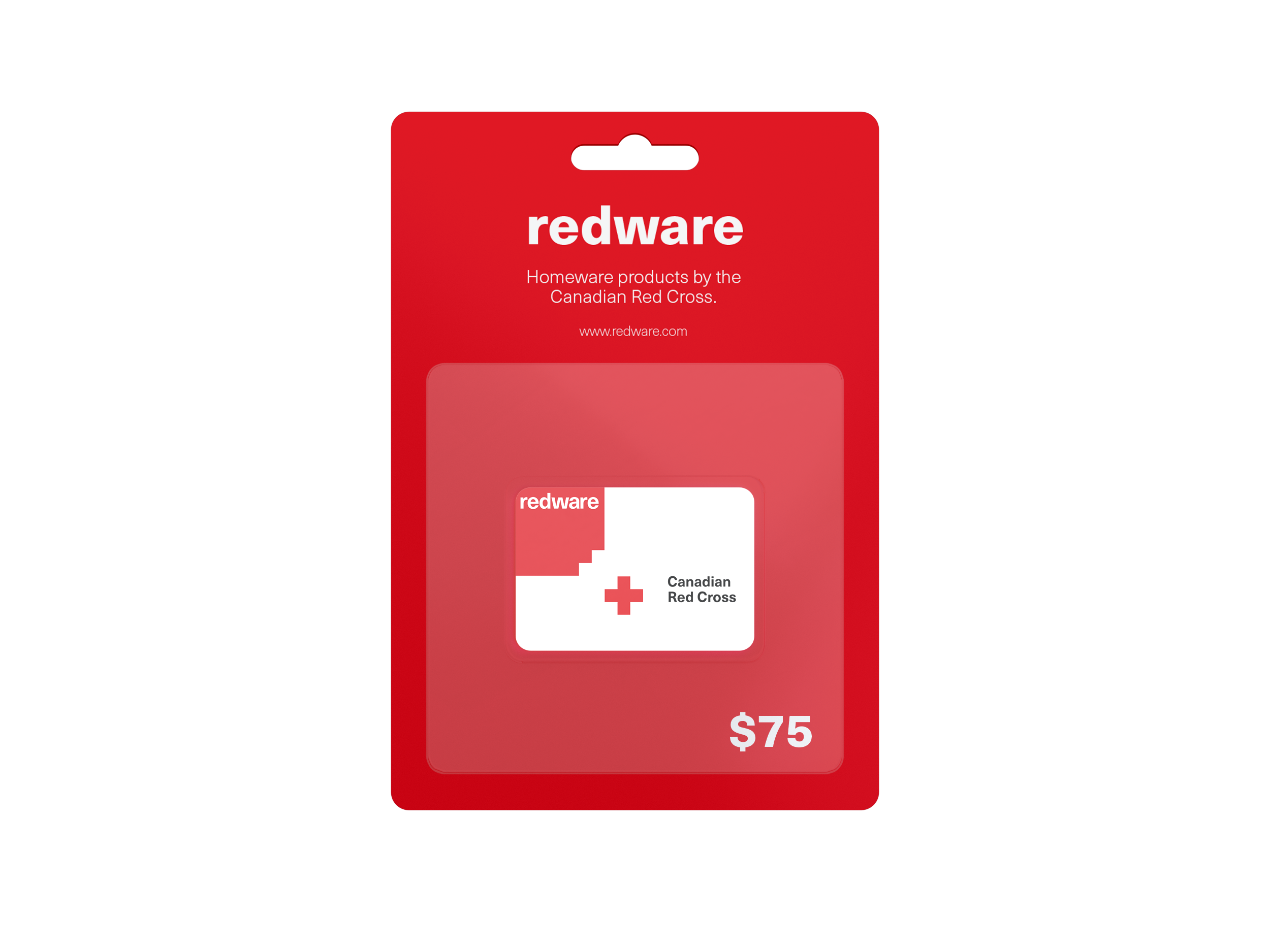 Redware gift cards available at shopping destinations such as Shoppers and Loblaws which work great as Christmas, birthday or housewarming gifts.