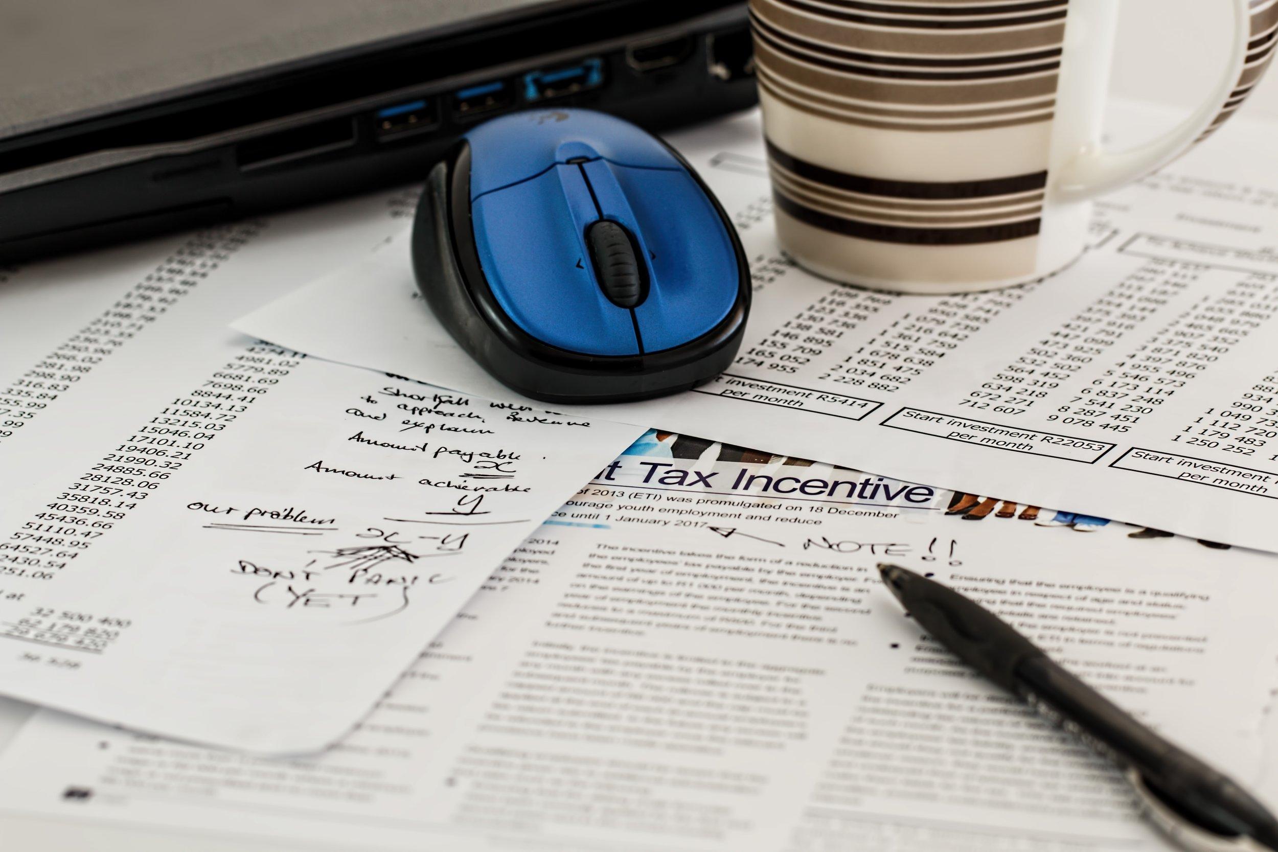Invoicing -