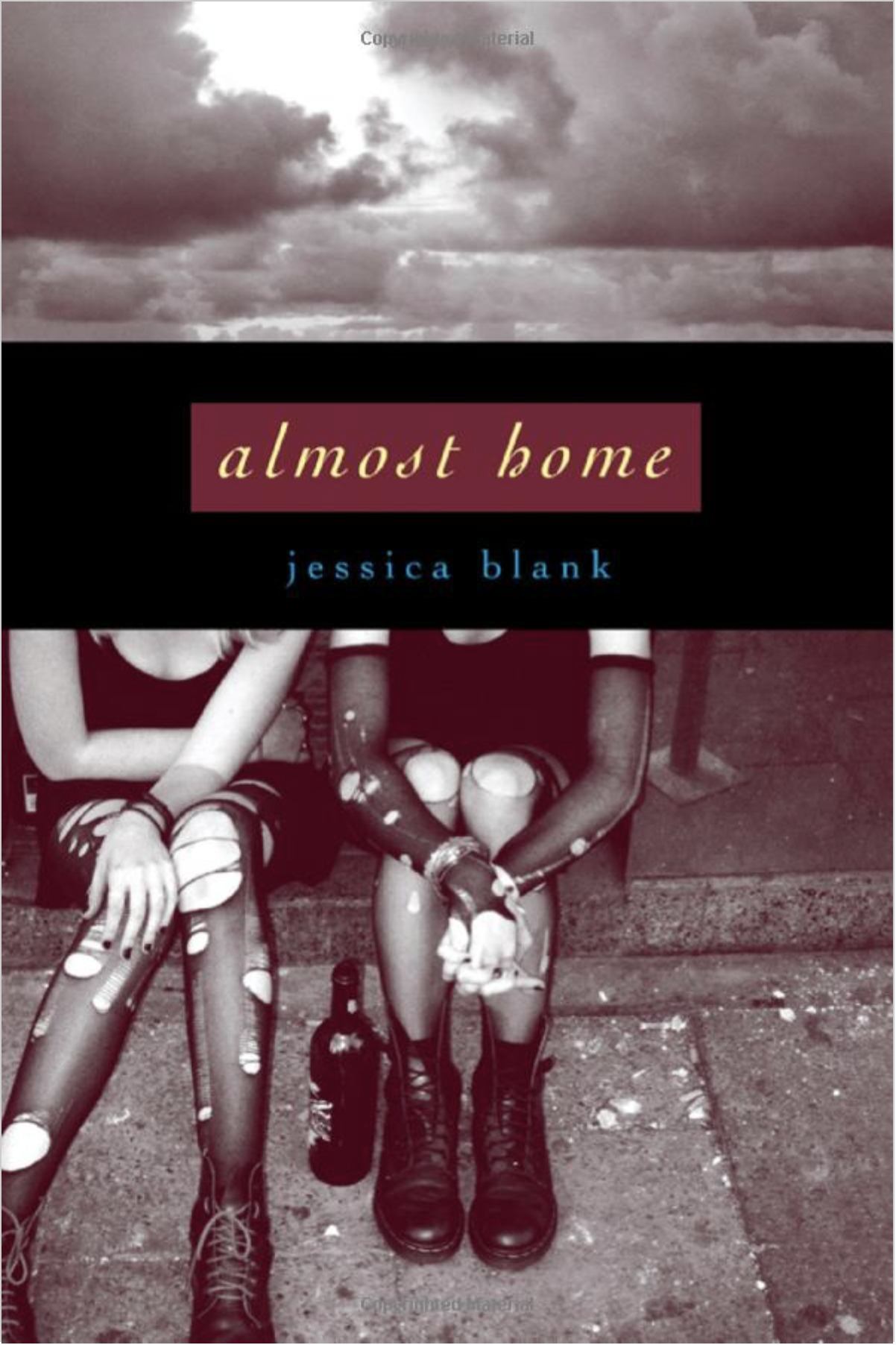 Book: Almost Home - By Jessica Blank