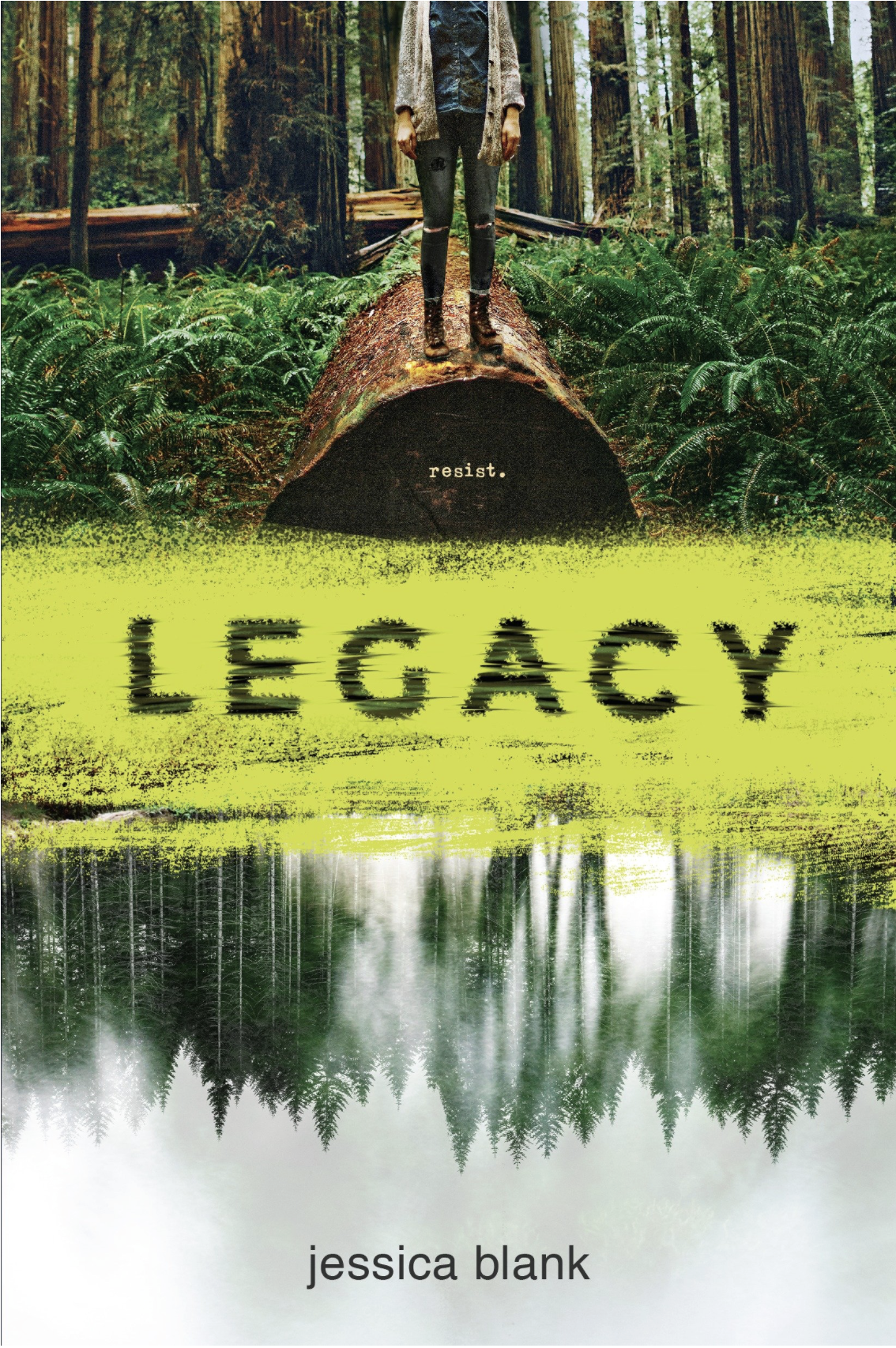 Book: Legacy - By Jessica Blank