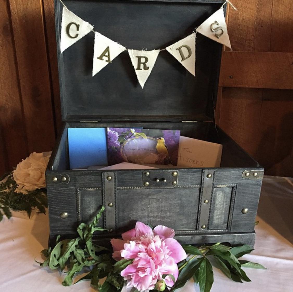 Armstrong Farms Prop Shop Rustic Wedding Vintage Trunk Card Box.jpg
