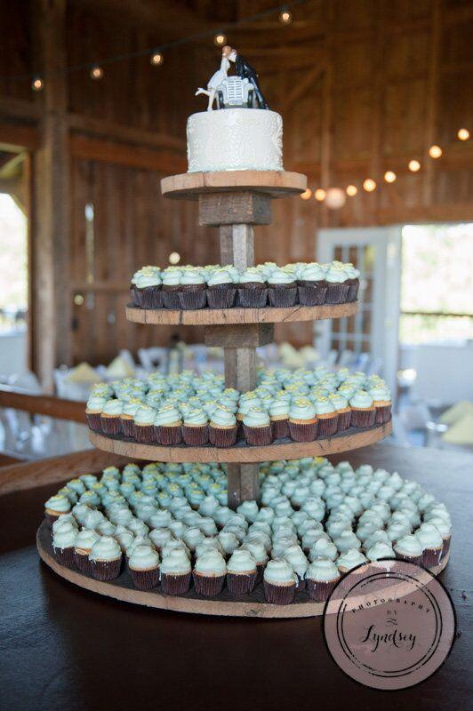 Farm Wedding Wood Cupcake Tower_Armstrong Farms Prop Shop.jpg