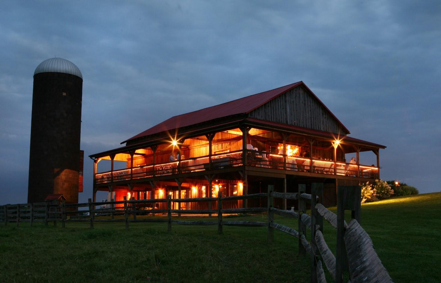 Armstrong Farms Westminster Preserve Nighttime Barn Wedding.jpg