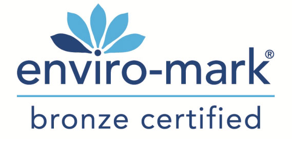 Westferry is Enviro-mark Bronze Accredited -
