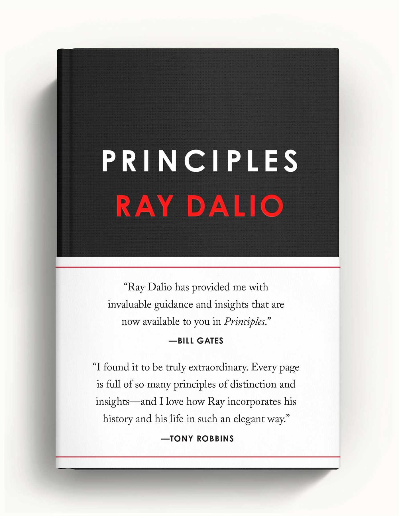 Principles: Life and Work   by Ray Dalio