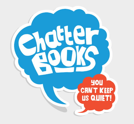 - Chatterbooks is the UK's largest reading group initiative for young people and is run by The Reading Agency. They asked me to design the Chatterbooks logo, a custom type face as well as hand drawn type for their printed material.