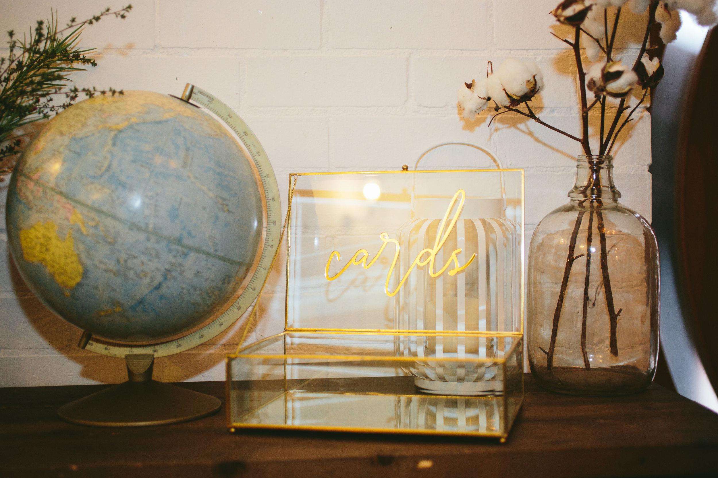 World Globe # $10