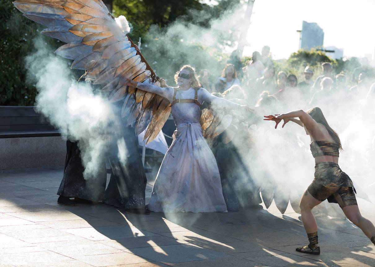 Southpaw: Icarus (Sat 8 June 2019)