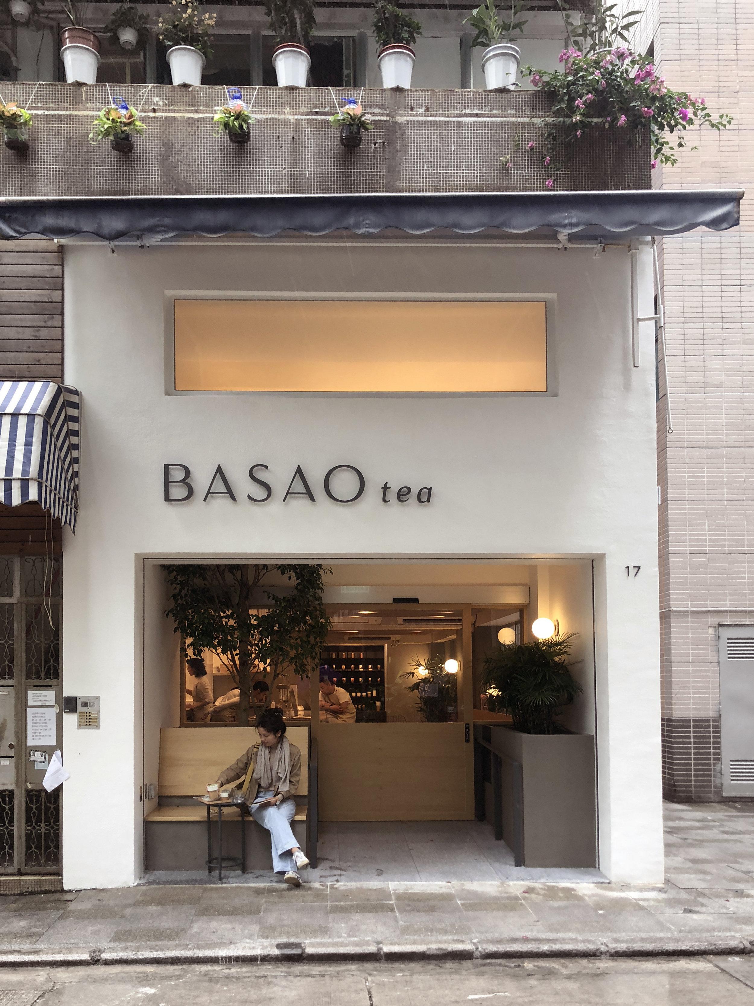 O - BASAO TEA