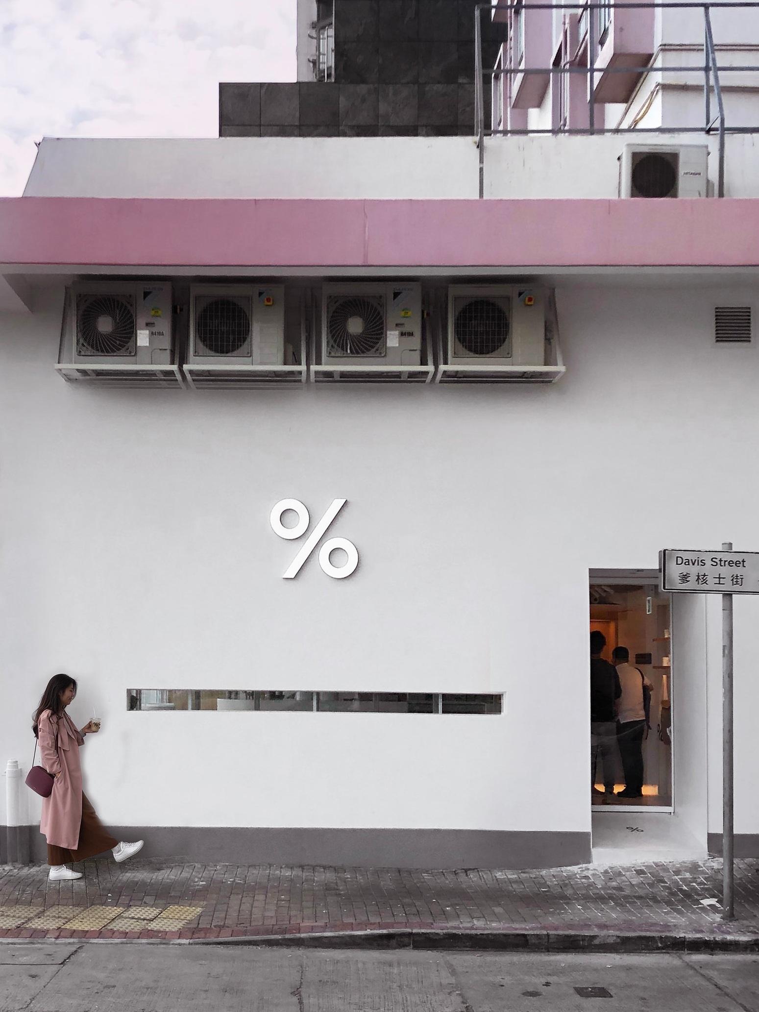% - % ARABICA KENNEDY TOWN