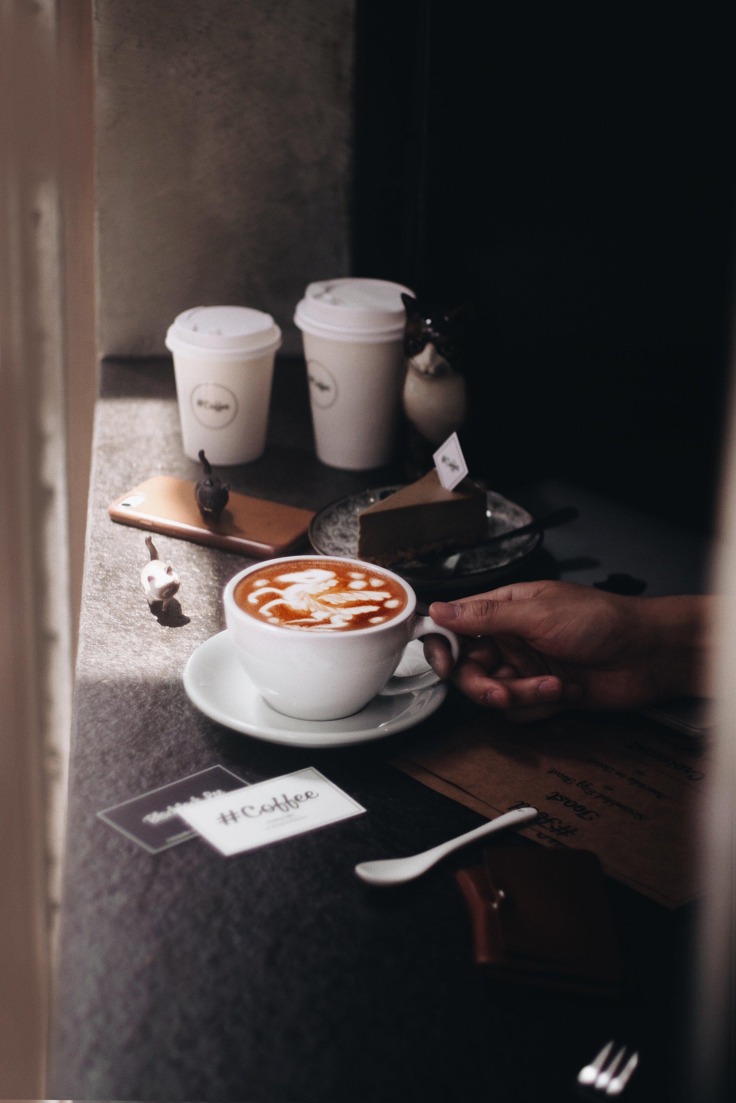 # - HASHTAG COFFEE