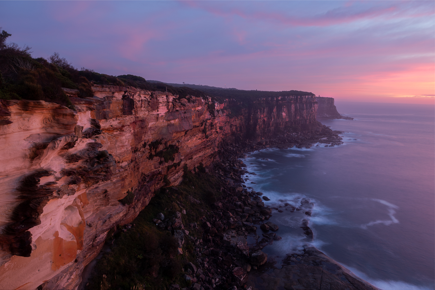 North Head at Sunrise