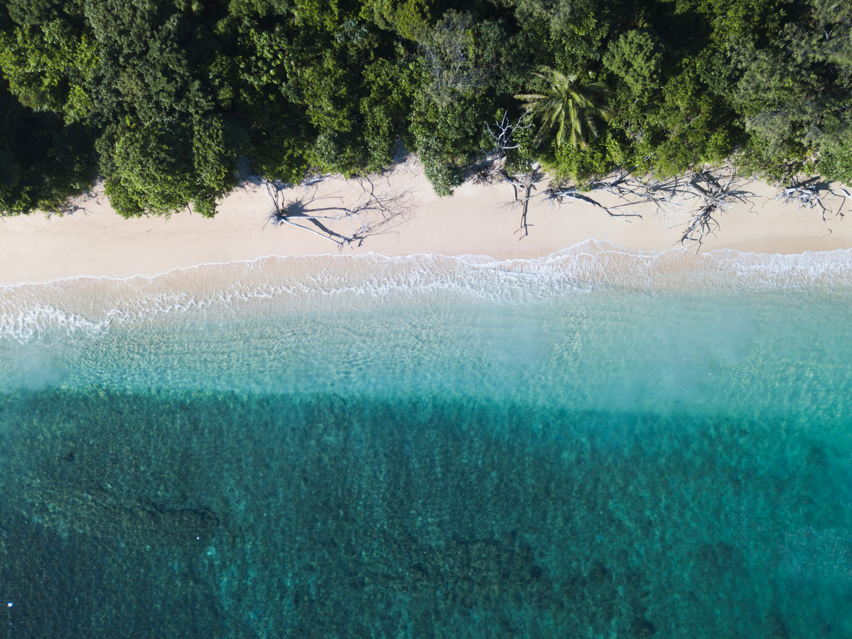 Frankland Islands Aerial