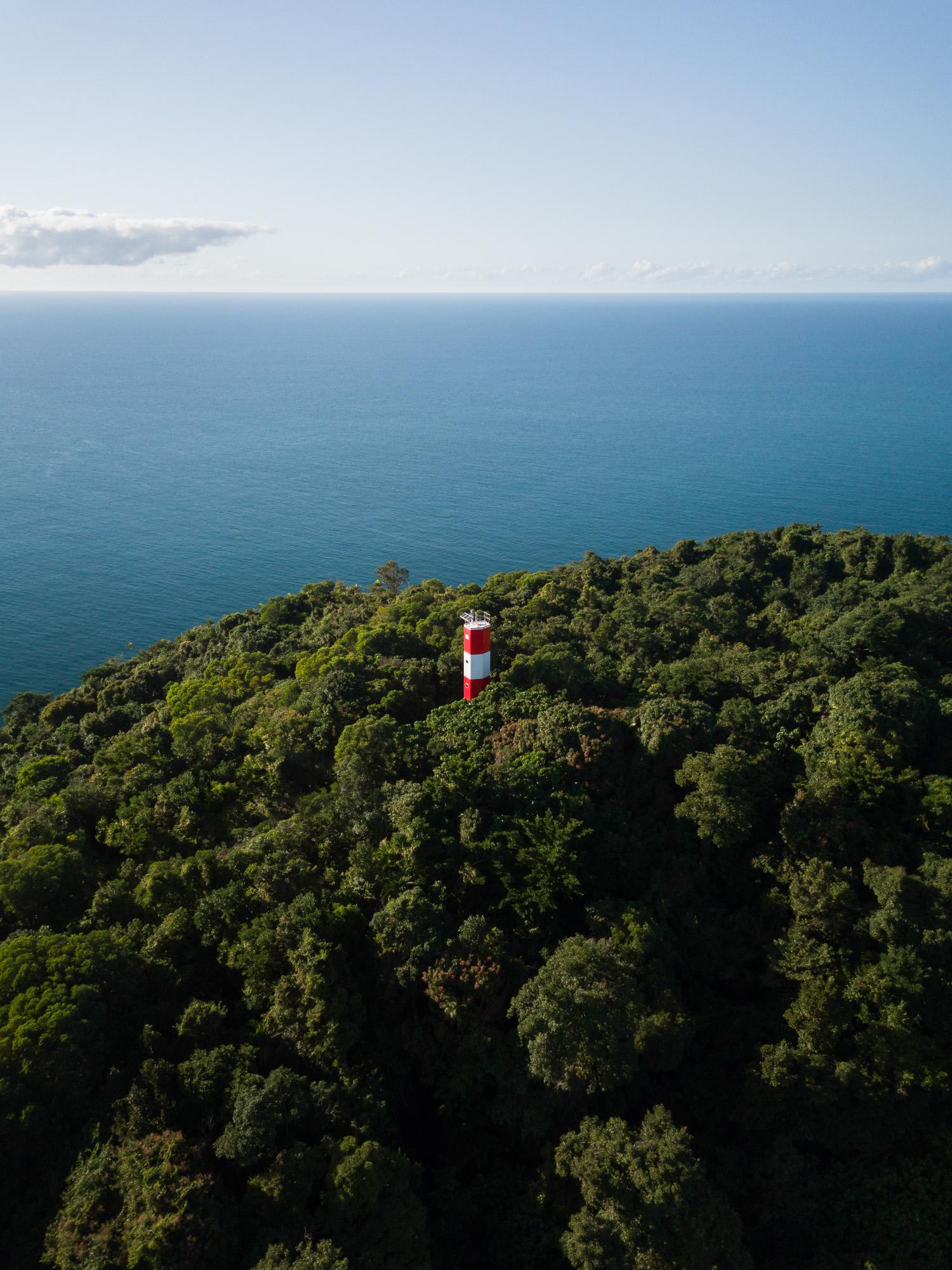 Barnard Islands Aerial
