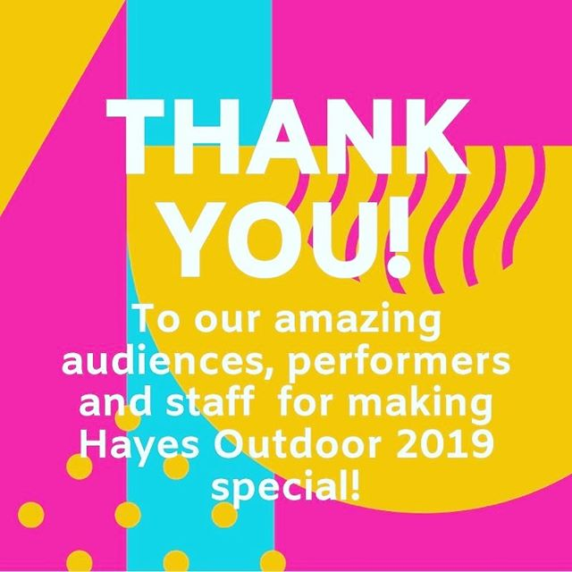 An amazing day with the wonderful community in #hayes in Sunday. #outdoorartsuk #hillingdon #dance #acrobatics #streettheatre #hayesoutdoor