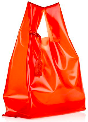 Raf Simon's Market Bag for Jil Sander