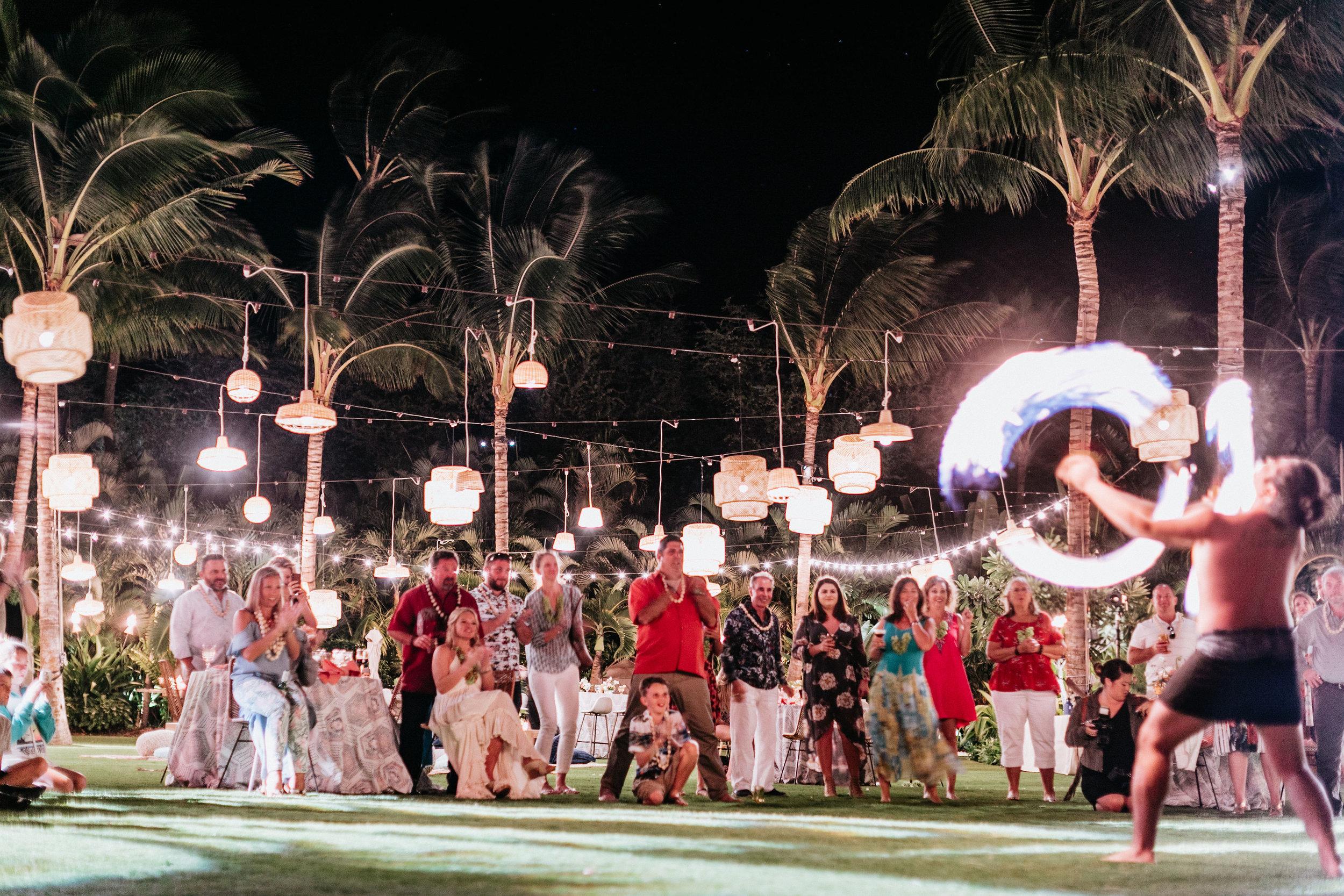 Hawaiian Luau | Destination Wedding Planner | Unveiled Hawaii | Blog